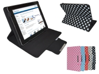 Apple Ipad 3 Diamond Class Polkadot Case