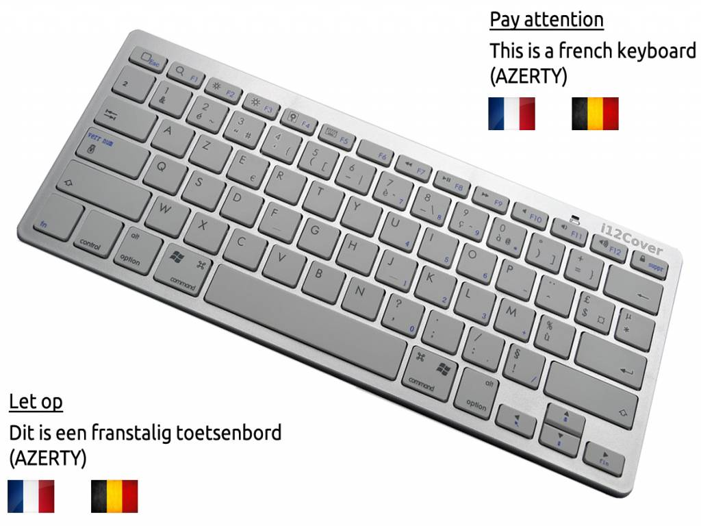 Wireless Bluetooth Keyboard voor Odys Tablo