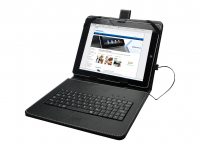 Keyboard Case voor Qware Tablet pro 4 slim 9.7 inch Tablet